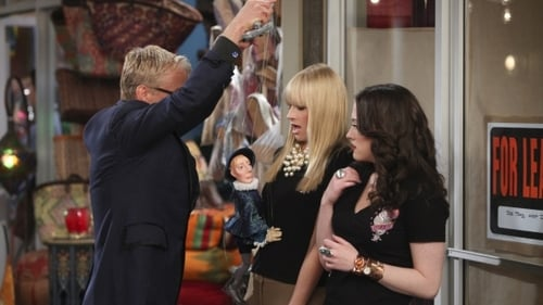 2 Broke Girls: Season 2 – Episod And the Broken Hip