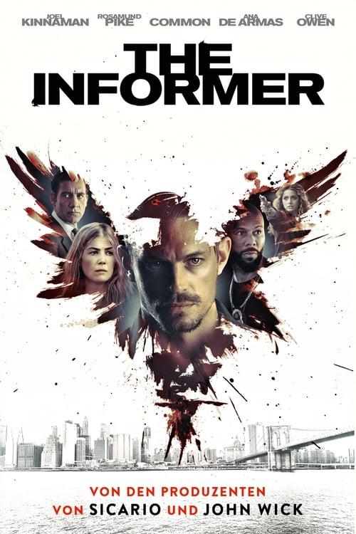 Poster von The Informer