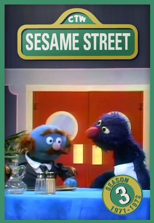 Sesame Street: Season 3