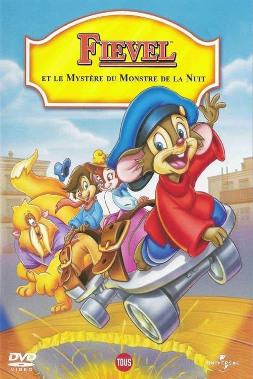 Fievel et le Mystère du monstre de la nuit (1999)
