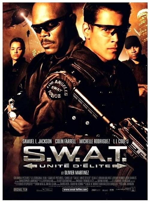 ➤ S.W.A.T.  Unité d'Élite (2003) streaming FR ★