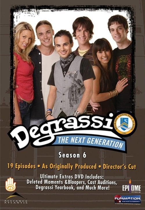 Degrassi: Season 6