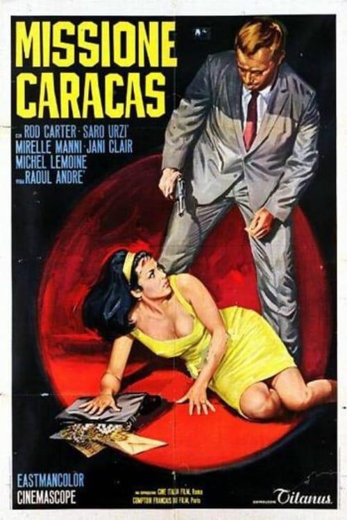 Mira La Película Mission spéciale à Caracas En Buena Calidad Hd