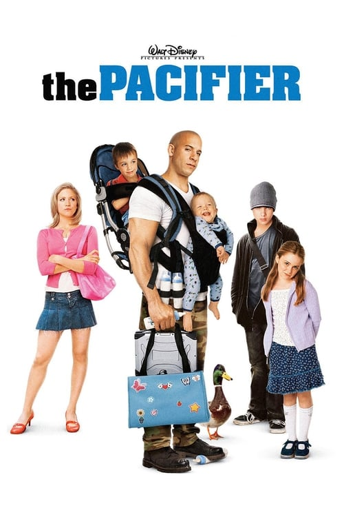 The Pacifier - Poster