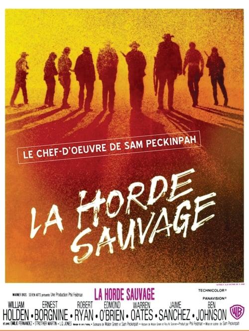 ✪ La Horde sauvage (1969) ®