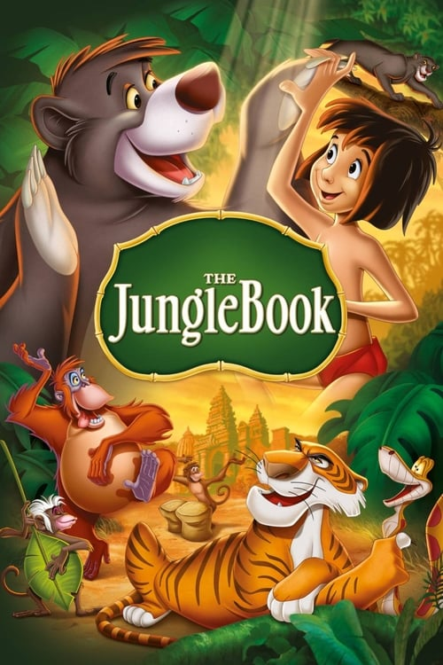 The Jungle Book film en streaming