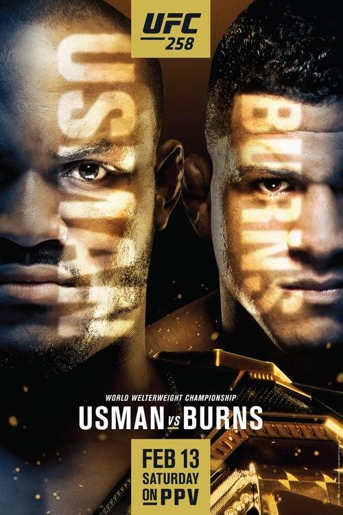 UFC 258: Usman vs. Burns Film Stream vf