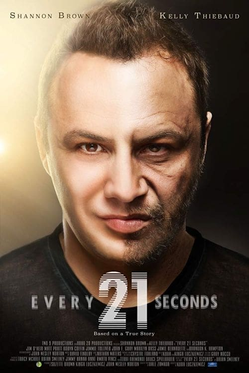 Every 21 Seconds Poster
