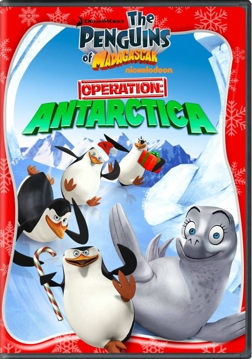 Largescale poster for The Penguins Of Madagascar: Operation Antarctica