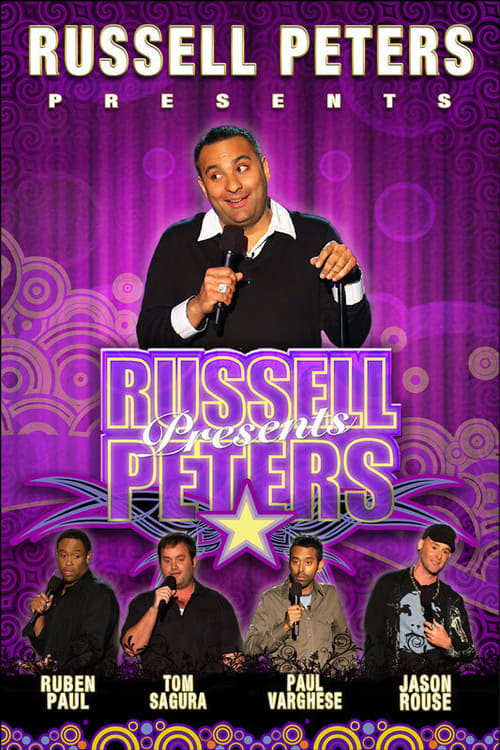 Russell Peters Presents poster