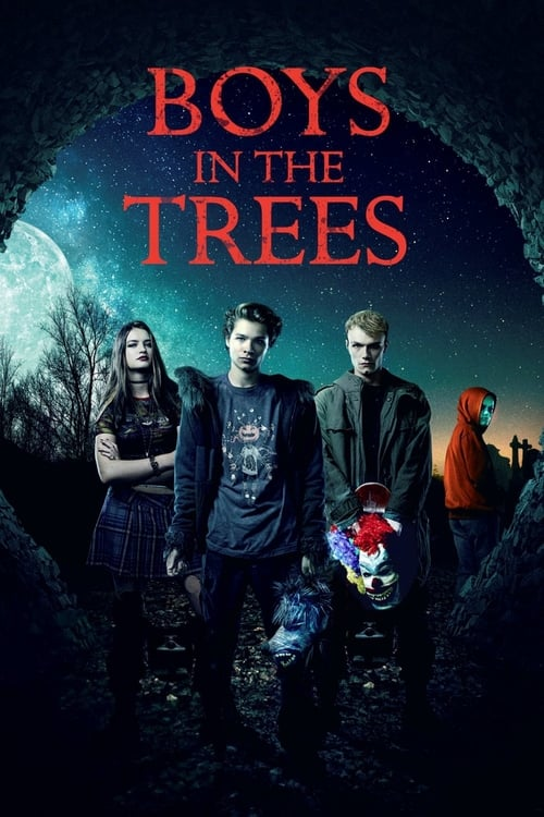 Poster von Boys in the Trees