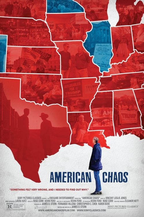 I recommend to watch American Chaos