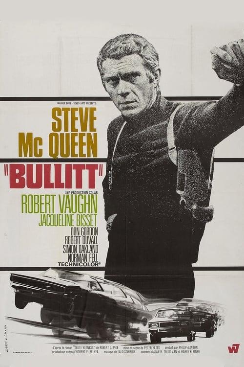 Visualiser Bullitt (1968) streaming fr