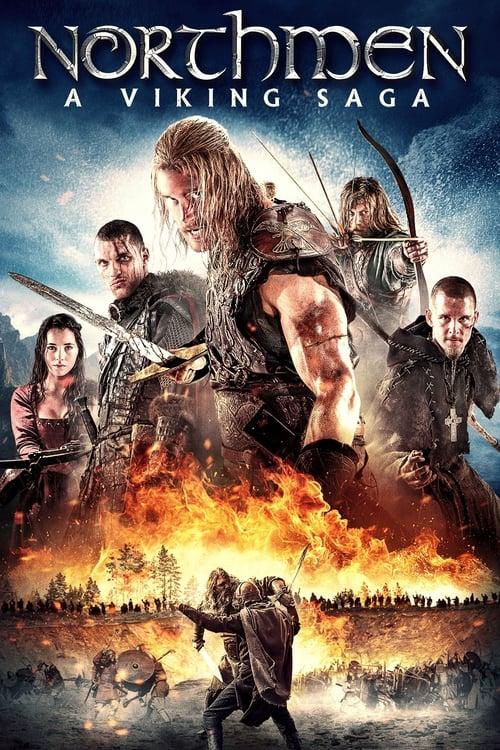 Northmen: A Viking Saga (2014) Poster