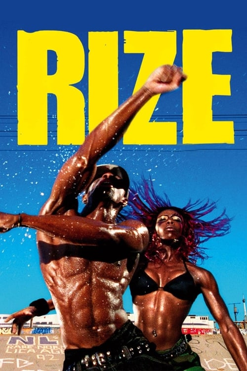 Largescale poster for Rize