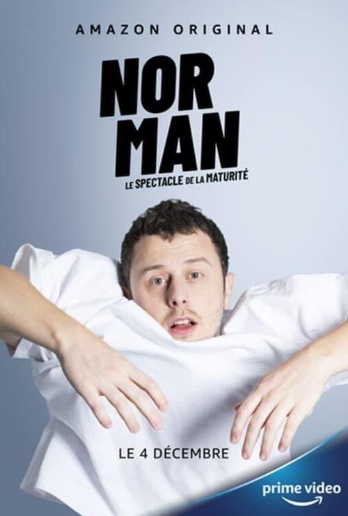 Norman, Le Spectacle De La Maturité-[2020]-French-HDRip