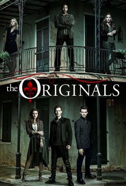 The Originals - Season 1 - Episode 4: Girl in New Orleans