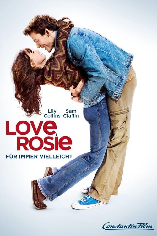 [Ganzer] Love, Rosie - Für immer vielleicht Film DEUTSCH