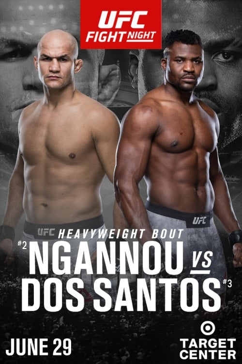 UFC on ESPN 3: Ngannou vs Dos Santos 2019