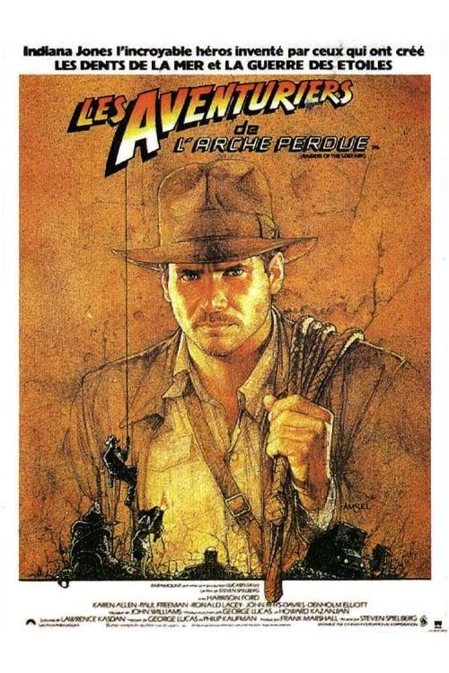 Regarder Les Aventuriers de l'arche perdue (1981) Streaming HD FR