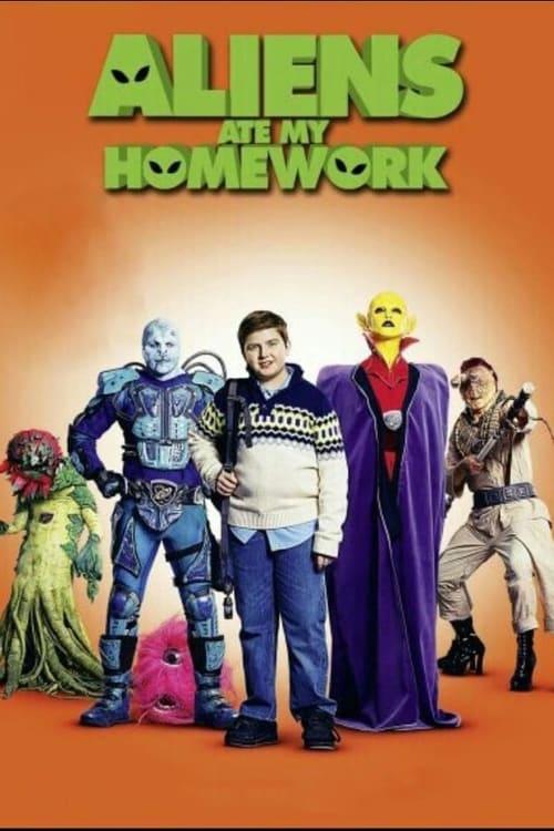 Assistir Aliens Ate My Homework Online