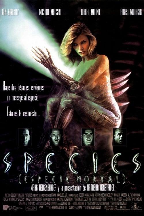 Mire Species (Especie mortal) En Buena Calidad