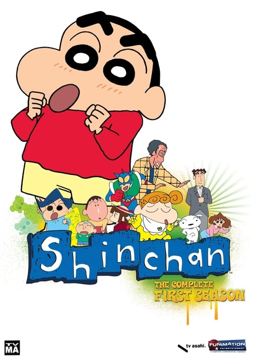 Crayon Shin-chan: Fierceness That Invites Storm! The Adult