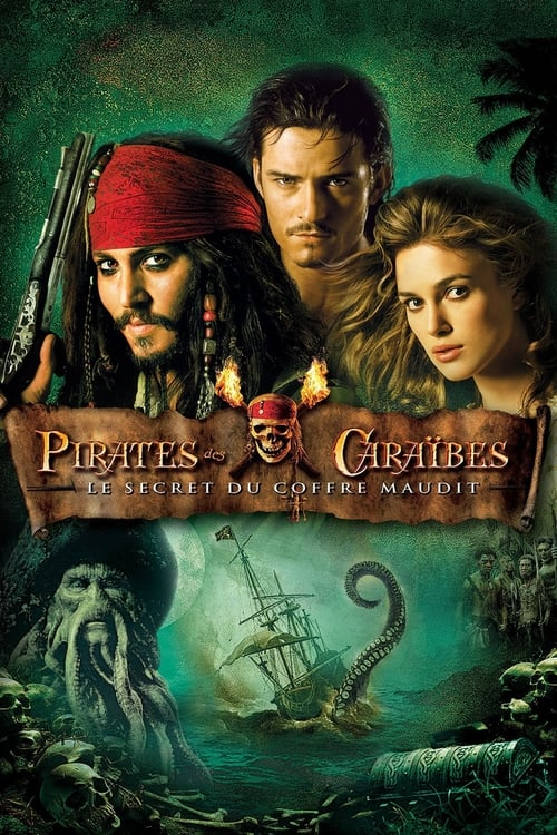 Regarder Pirates des Caraïbes : Le Secret du coffre maudit (2006) Streaming HD FR