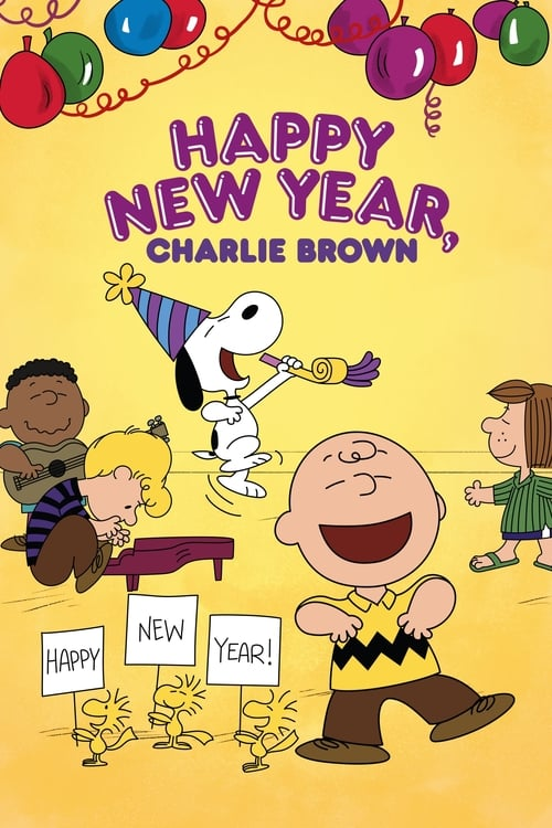 Happy New Year, Charlie Brown (1986) Poster