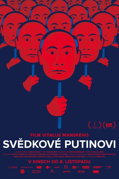 Sledujte Film Svědkové Putinovi Online