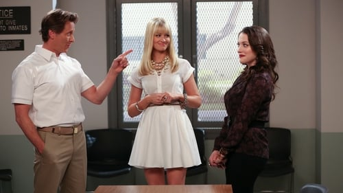 2 Broke Girls: Season 2 – Episod And the Hidden Stash
