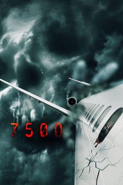 Flug 7500 - Sie sind nicht allein - Poster
