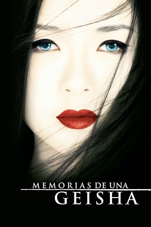 Mira La Película Memorias de una geisha En Buena Calidad Gratis