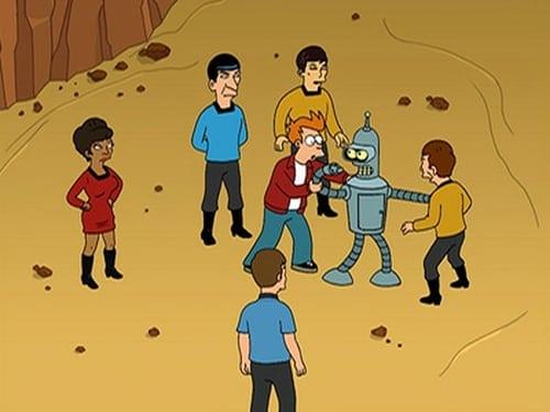 Futurama - Season 4 - Episode 12: 11