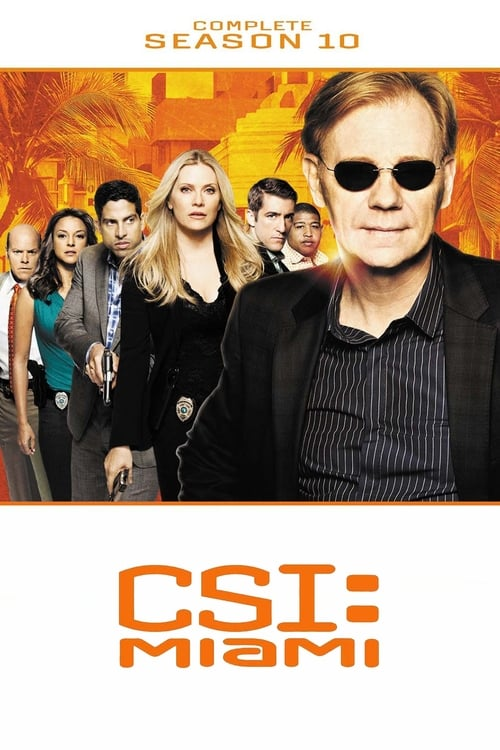 CSI: Miami: Season 10