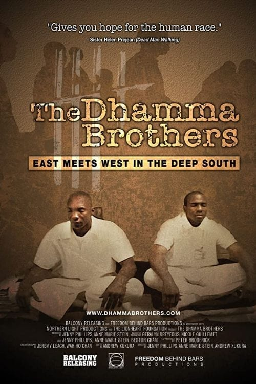 The Dhamma Brothers (2007) Poster