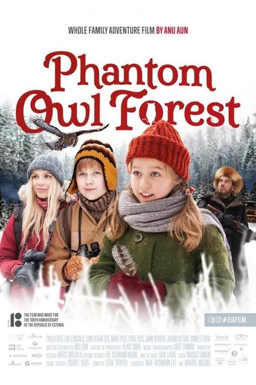 Phantom Owl Forest (2018) Poster
