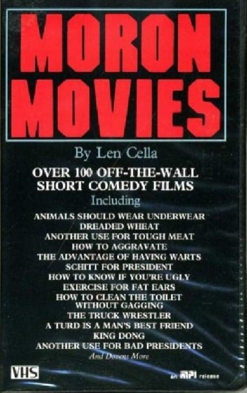 Moron Movies (1985)