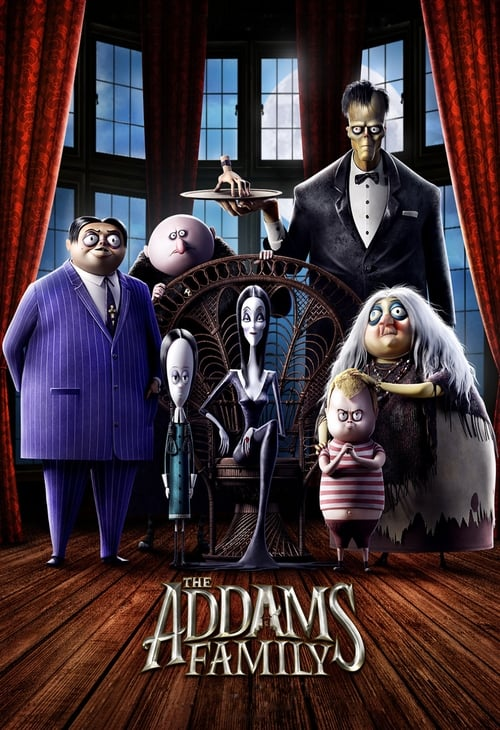 La Familia Addams (The Addams Family)