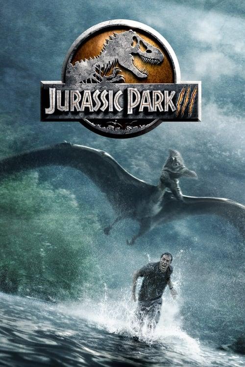 Poster von Jurassic Park III