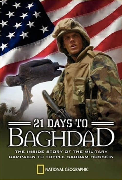 Assistir National Geographic: 21 Days To Baghdad Online