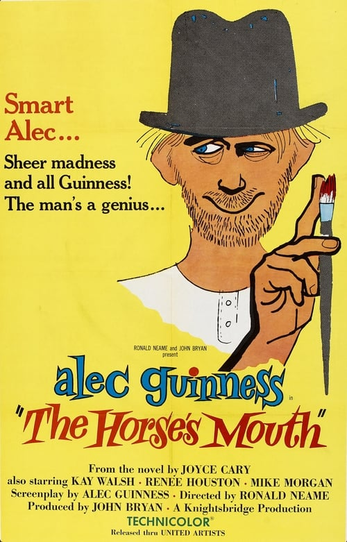 Assistir The Horse's Mouth Online