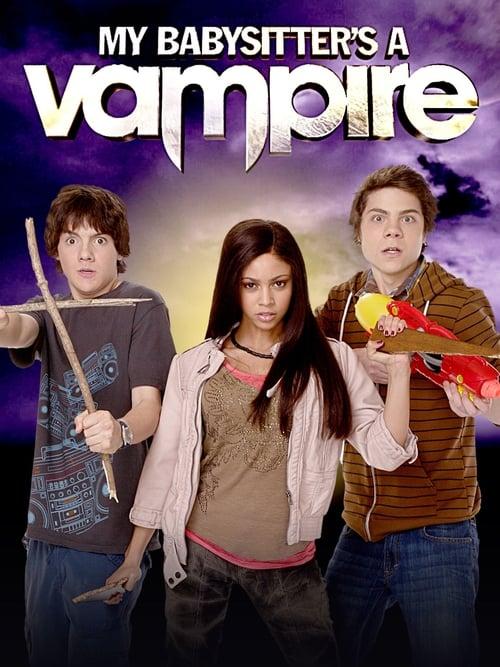 Watch My Babysitter's a Vampire online