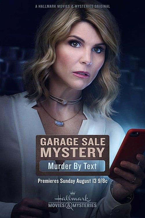 Watch Garage Sale Mystery: Murder By Text Movie Online Free Download
