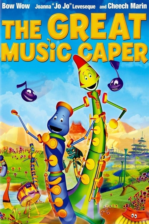 Filme Dizzy & Bop's Big Adventure: The Great Music Caper Em Português