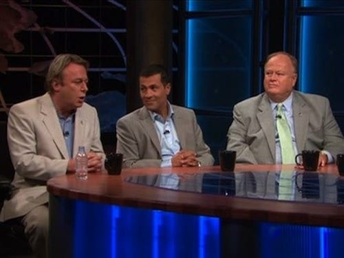 Real Time with Bill Maher: Season 4 – Episod August 25, 2006