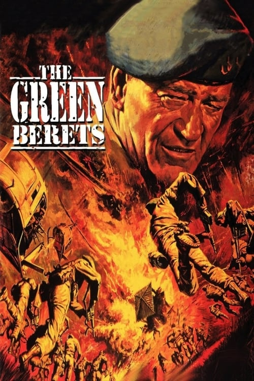 Download The Green Berets (1968) Full Movie