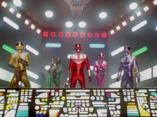 Power Rangers 2001 Full Tv Series: Time Force – Episode Movie Madness (2)