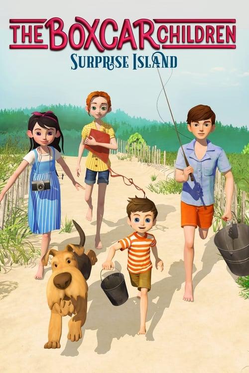 Mira The Boxcar Children: Surprise Island En Buena Calidad Hd