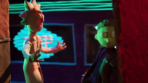 Rick and Morty - Season 0: Specials - Episode 7: Rick and Morty The Non-Canonical Adventures: Blade Runner